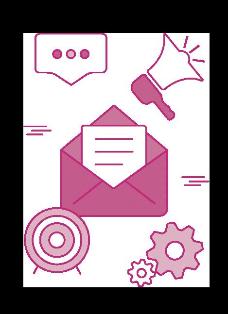 Services de rédaction de newsletters par email